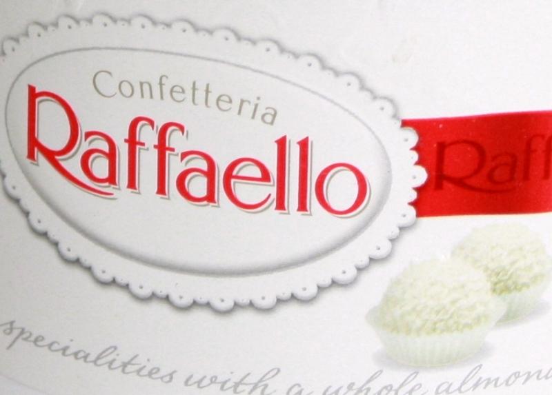 Raffaello тортик